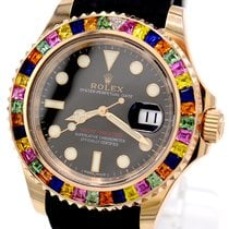 Rolex Yacht-Master 40 40mm Black