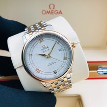 Omega De Ville Prestige 424.20.40.20.02.002 new
