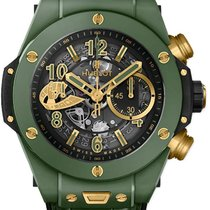 Hublot Big Bang Unico 411.GX.1189.LR.WBC19 2019 new