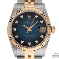 Rolex Lady-Datejust Золото/Cталь 31mm