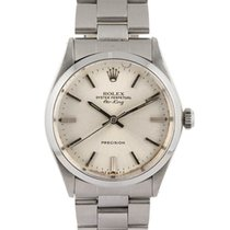 Rolex Steel 34mm Automatic 5500 pre-owned