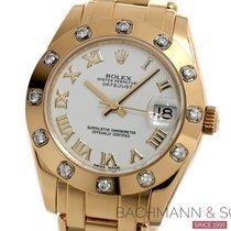 Rolex Pearlmaster 81318 2012 gebraucht