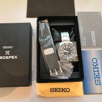 Seiko Marinemaster Steel Blue