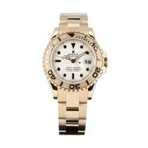 Rolex Yacht-Master pre-owned 29mm Date Yellow gold