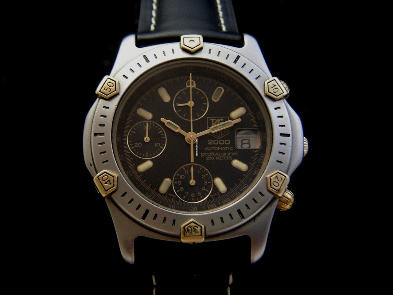 TAG Heuer Automatic 2000 Chronograph sold on Chrono24