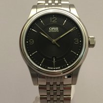 Oris Classic Date New Three Years Official Warranty