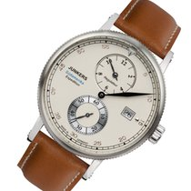 Junkers Steel 42mm Automatic 65121 new