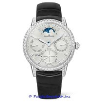 Jaeger-LeCoultre Rendez-Vous White gold 38mm Silver United States of America, California, Newport Beach