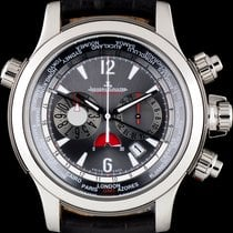 Jaeger-LeCoultre Master Compressor Extreme World Chronograph occasion 46.3mm Platine