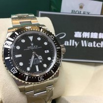 勞力士 (Rolex) Cally - Discontinued 116600 Sea Dweller Black RARE...