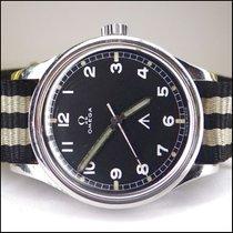 Omega 1953 RAF Thin Arrow Pilotenuhr