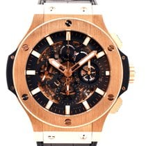 Hublot Big Bang Skeleton Chronograph Rose Gold