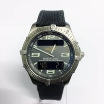 Breitling Aerospace Titanium Watch