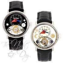 Alain Silberstein Limited Edition Day/Night Tourbillon Set