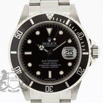 Rolex Submariner Date 16610 Box & Swiss Papers 2009