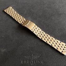 Breitling Navitimer Stahlarmband 431A komplett orig.22mm