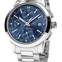 IWC Ingenieur Chronograph Acero 42mm Azul