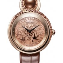 Jaquet-Droz Lady 8 Rosa guld 35mm Guld