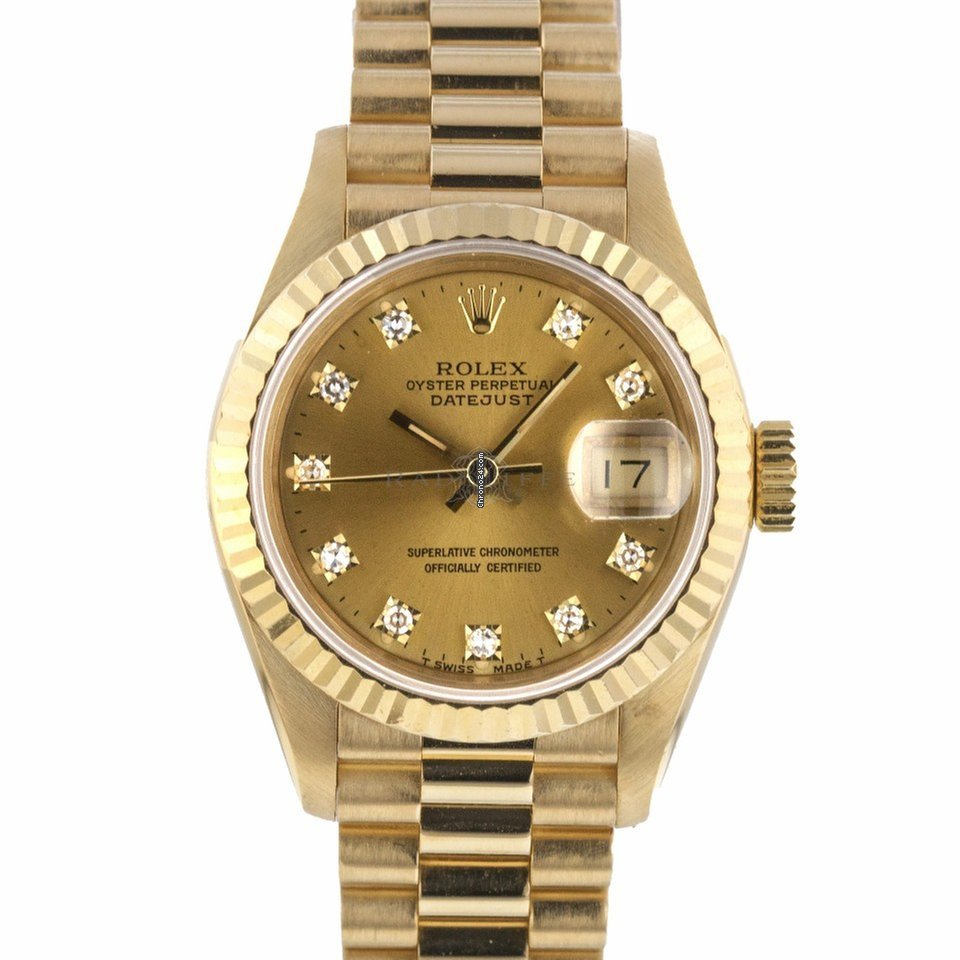 Rolex Datejust Yellow gold - all prices for Rolex Datejust Yellow gold  watches on Chrono24 41fb2ba1c1c2