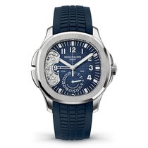 Patek Philippe Aquanaut Travel Time Advanced Research Or Blanc