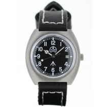 Ollech & Wajs 38.5mm Automatic pre-owned Black