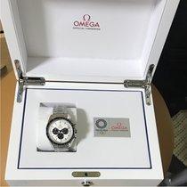 오메가Speedmaster,새 시계/미 사용,정품 박스 있음, 서류 원본 있음,42 mm,스틸