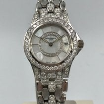 Patek Philippe Neptune White gold Mother of pearl No numerals