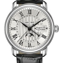 Auguste Reymond Steel 42,8mm Automatic AR.16N0.6.570.2 new