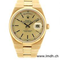 Rolex Day-Date Oysterquartz Gelbgold Gold