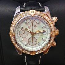 Breitling Chronomat Evolution Diamond Bezel - Serviced by...