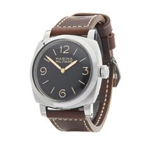 Panerai PAM 00587 Steel 2015 Special Editions 47mm pre-owned United States of America, New York, New York