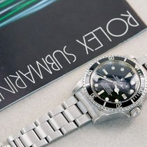 Rolex Sea-Dweller Steel 40mm Black No numerals United Kingdom, Harrogate