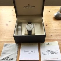 Junghans Steel 38mm Automatic 027/4701.00 pre-owned United Kingdom, Bexhill-on-sea