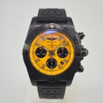 Breitling Chronomat 44 Blacksteel Acero Amarillo