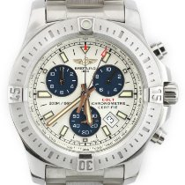 Breitling Colt Chronograph pre-owned 44mm White Steel