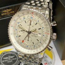 Breitling Navitimer World A24322 2014 подержанные