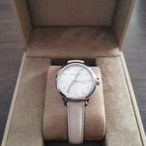 Burberry Steel Quartz new