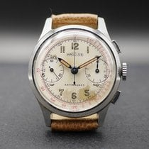 Angelus Steel 35mm Manual winding pre-owned