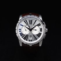 Roger Dubuis Steel Automatic DBEX0388 pre-owned