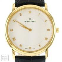 Blancpain Жёлтое золото 33mm Автоподзавод 1418 подержанные