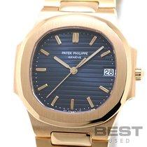 Patek Philippe 3900/1J Gelbgold Nautilus 30mm gebraucht