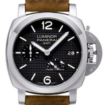 Panerai Luminor 1950 3 Days GMT Power Reserve Automatic PAM00537