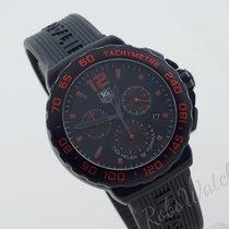 TAG Heuer Formula 1 Quartz nieuw 2015 Quartz Chronograaf Horloge met originele doos en originele papieren CAU111D.FT6024