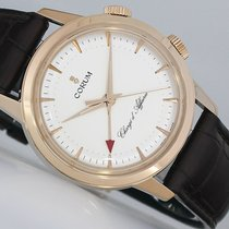 Corum Rose gold Manual winding Silver 39mm pre-owned