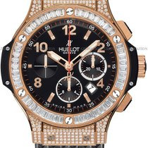 Hublot Big Bang 44 mm Rose gold Black United States of America, New York, Brooklyn