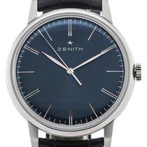 Zenith Elite 42 Automatic Blue Dial