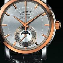 Paul Picot Firshire 0459.SRG.1022.7604PAUL PICOT FIRSHIRE RONDE fase lunare ORO Nuevo Oro rosado 42mm Automático