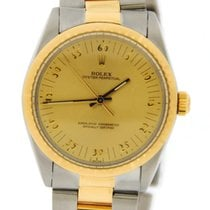 Rolex Gold/Steel 34mm Automatic 1038 pre-owned