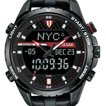 Pulsar PZ4035X1 Herrenuhr Digitalchronograph Limited Edition