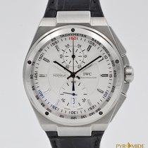 IWC Big Ingenieur Chronograph White Dial Full Set